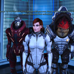 Mass Effect 1 LE_Hississä