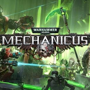 Warhammer Mechanicus kansikuva