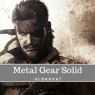 Metal Gear Solid elokuva
