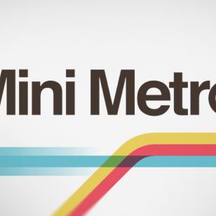 Mini Metro kansikuva