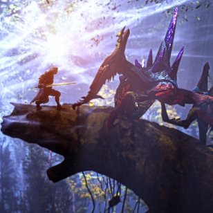 Monster Hunter: Legends of the Guild, Netflix