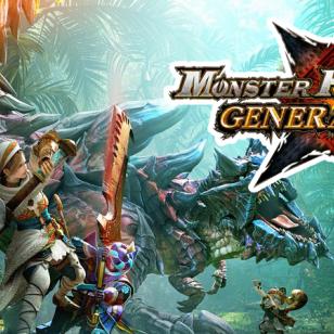 Monster Hunter Generations kansi