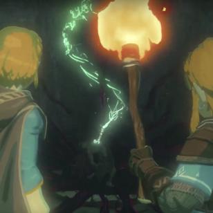 The Legend of Zelda jatko-osa E3 Switch kuvakaappaus