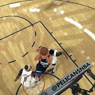 NBA 2K18 Cannon donkkaa ihan kohtalaisesti
