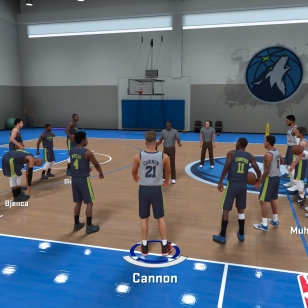 NBA 2K18 We talking about practice? PRACTICE!?