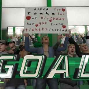 NHL 21 katsomo tuulettaa