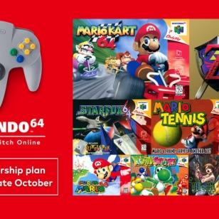Nintendo Switch Online Expansion Nintendo 64