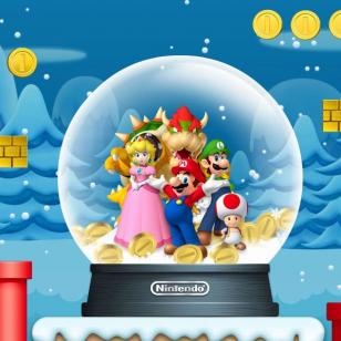 Nintendo joulu