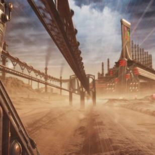 Oddworld_ Soulstorm_matkalla tehtaalle