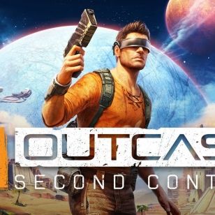 Outcast Second Contact kansi