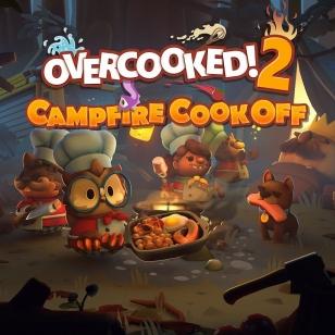 Overcooked 2 Campfire cook off dlc lisäsisältö