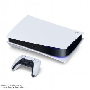 PS5 PlayStation 5 konsoli läskimalli ja DualSense-ohjain vaaka.jpg