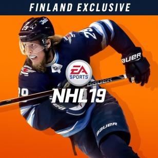 Patrik Laine NHL 19 kansi
