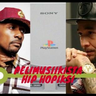 Pelimusiikista hip hopiksi 10