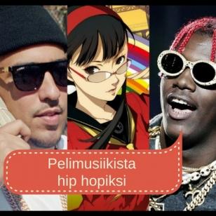 Pelimusiikista hip hopiksi 8 kansi