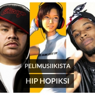 Pelimusiikista hip hopiksi 9 kansi
