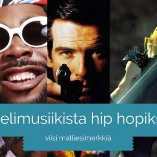 Pelimusiikista hip hopiksi - viisi malliesimerkkiä nostokuva