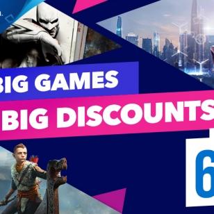 PlayStation Store alennusmyynnit