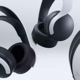 PS5 audio kuulokkeet