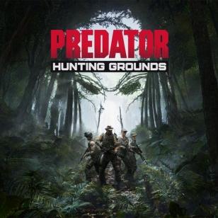 Predator Hunting Grounds kansikuva sotilaat viidakossa