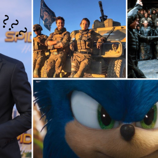 Vuoden 2020 pelielokuvat Sonic Monster Hunter Uncharted sekä Dune