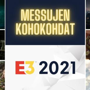 E3 2021 Messujen kohokohdat toimituksen mielestä nostokuva