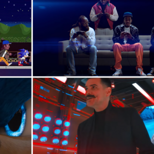 Sonic the Movie tunnuskappale Wiz Khalifa ja kumppanit