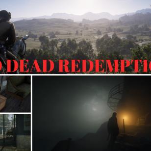 RED DEAD REDEMPTION 2 nostokuva kuvakaappauksille