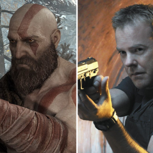 God of War Kratos 24 Jack Bauer