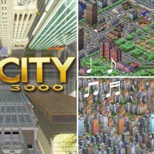SimCity 3000 musiikit nostokuva