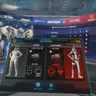 Päämajassa toimia ohjataan hologrammi-tabletilla