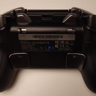 Razer Raiju Ultimate - Ylimääräiset painikkeet