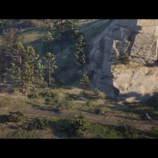 Red Dead Redemption 2 - Ratsastajat kallioiden keskellä