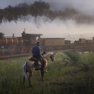 Red Dead Redemption 2 - Meksikon pikajuna