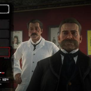 Red Dead Redemption 2 - Parturin palveluvalikoima