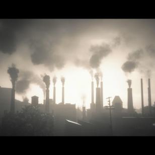 Red Dead Redemption 2 - Tehtaiden piippuja