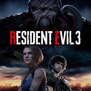 Resident Evil 3 Remake kansikuva