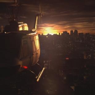 Resident Evil 3 Remake helikopteri