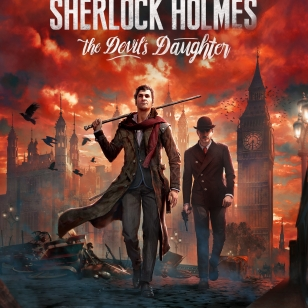 Sherlock Holmes: The Devil's Daughter kansi