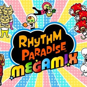 Rhythm Paradise Megamix kansi