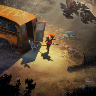 The Flame in the Flood Bussi