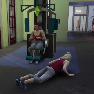 The Sims 4 Näppärää neulontakamaa