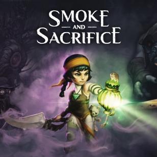 Smoke and Sacrifice kansitaide
