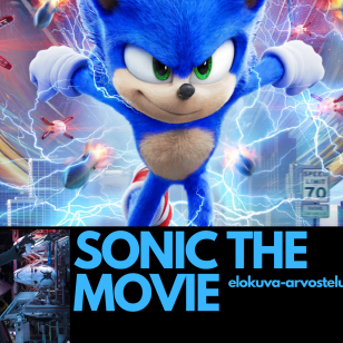 Sonic the Movie nostokuva
