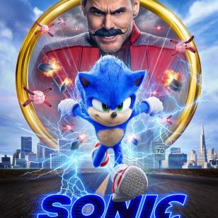Sonic the Movie uusi juliste