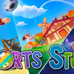 Sports Story nostokuva