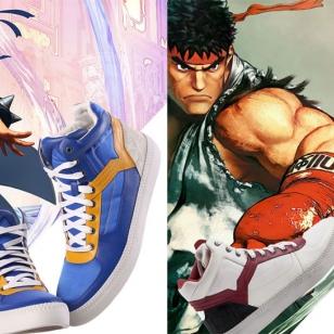 Street Fighter Diesel kengät jalkineet