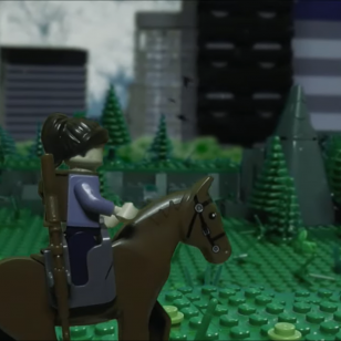 The Last Of Us Part II LEGO-trailer