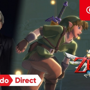 The Legend of Zelda Skyward Sword HD Nintendo Direct