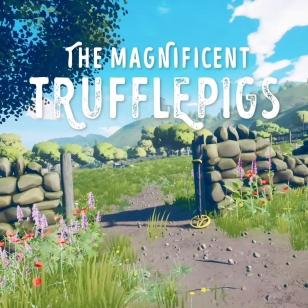 The Magnificent Trufflepigs nostokuva